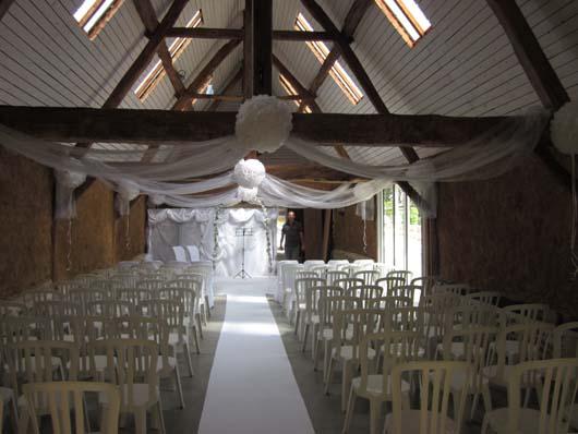 La Ferme de Drumare salle de reception, salle de mariage près du havre